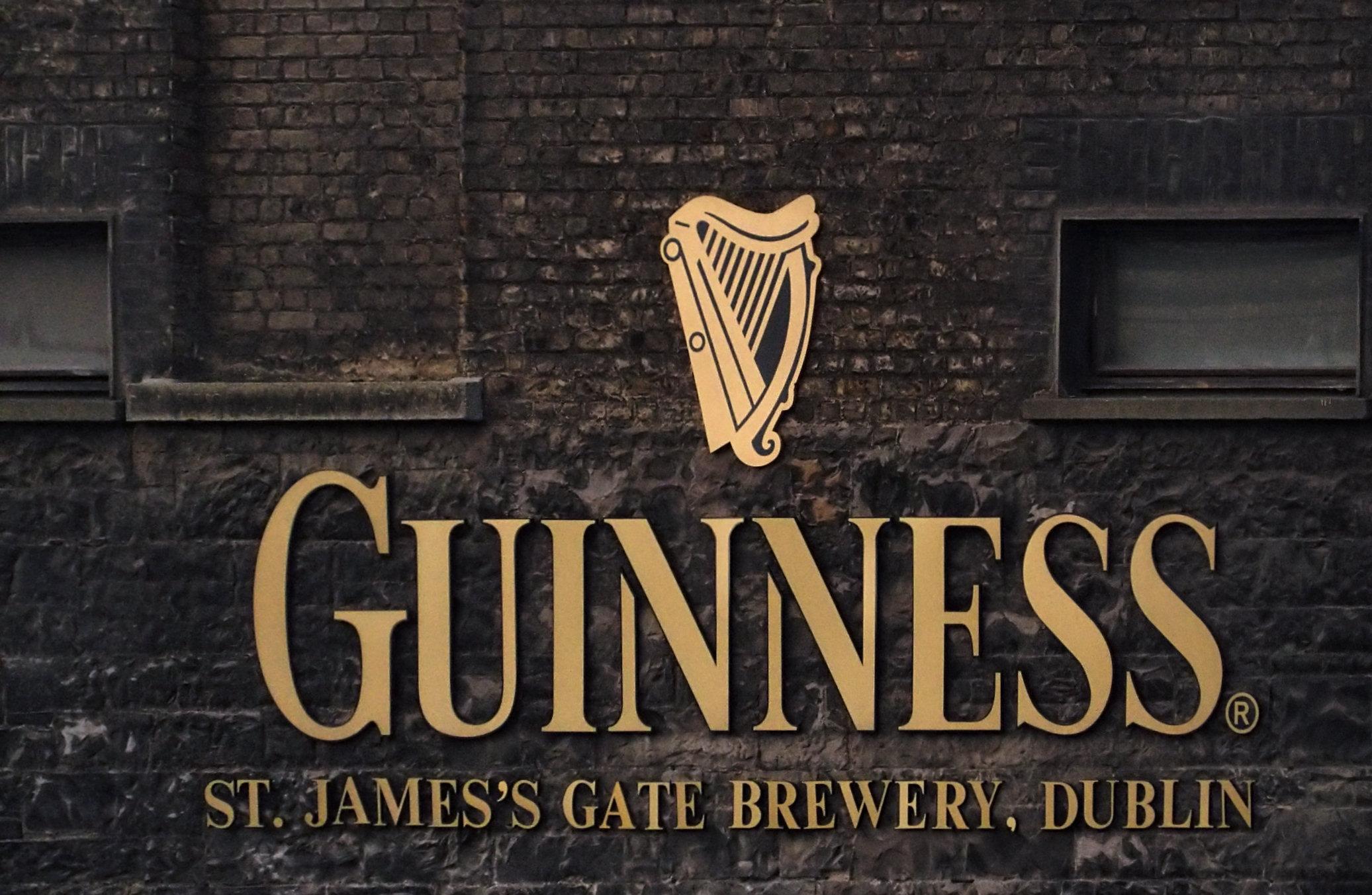 Happy st patrick s day mme jocelyne for Guinness beer in ireland